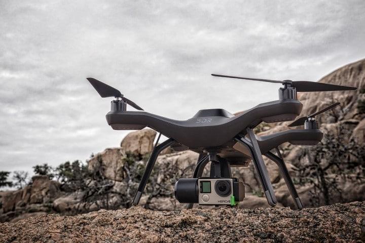 3DR lancia AirMap, la mappa intelligente per evitare incidenti con i droni