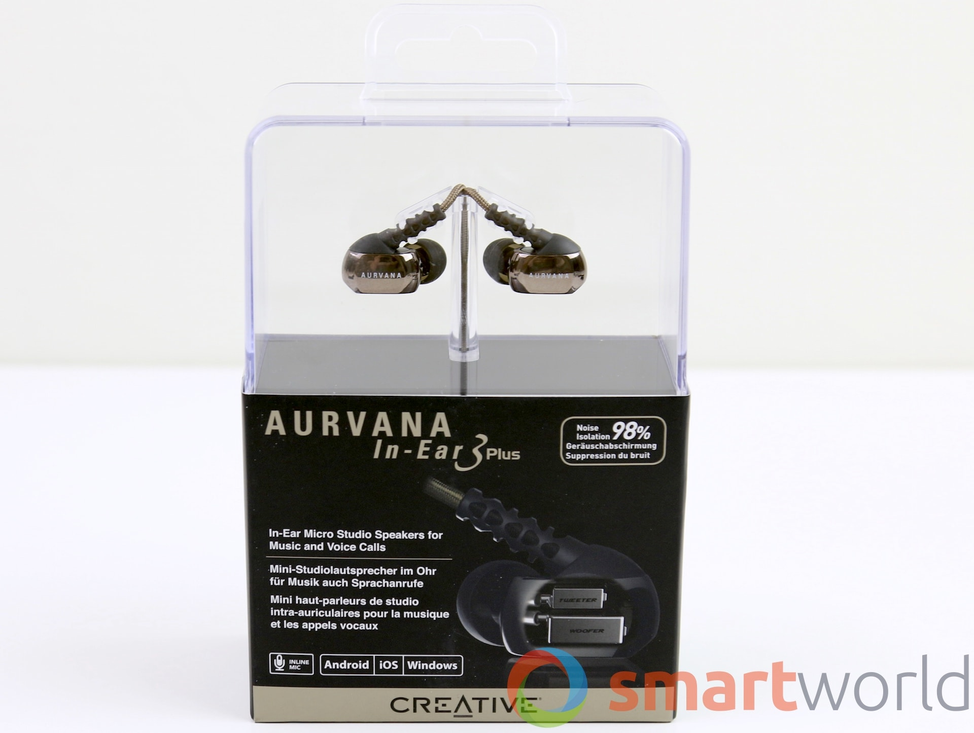 Aurvana In-Ear3 Plus -1
