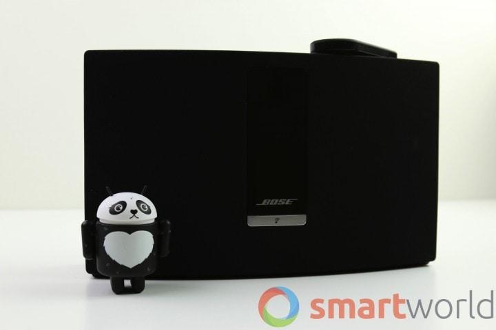 Bose soundtouch 20 la rencesione smartworld - Impianto bose casa ...