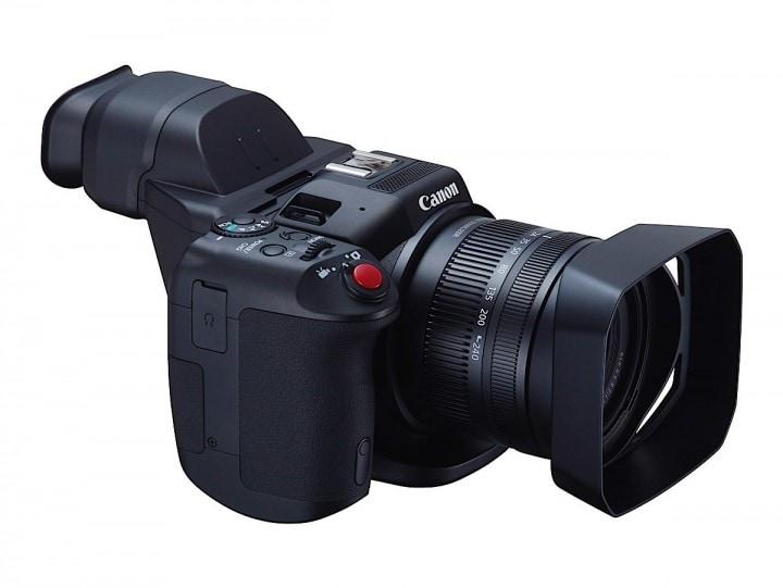 Canon XC10: un prezzo interessante, per la nuova videocamera 4K (foto e video)