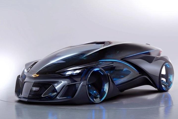 Chevrolet-FNR concept auto futuro (1)