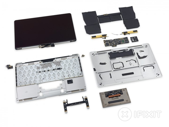 Macbook 12 ifixit head