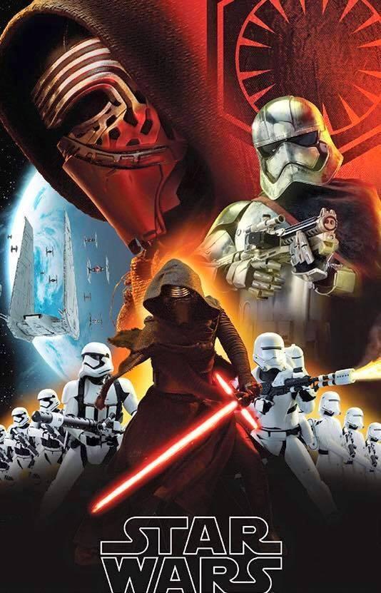 Star Wars 7 Poster - 1
