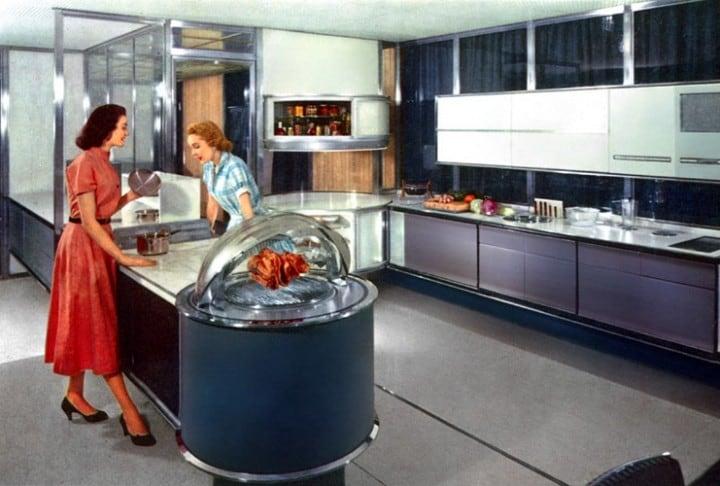 cucina smart del futuro