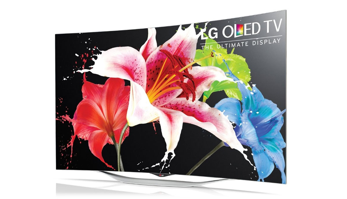 lg smart tv oled