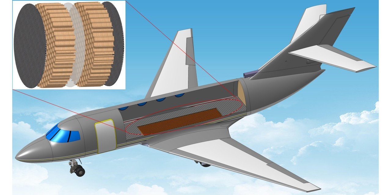 membrana aerei del mit