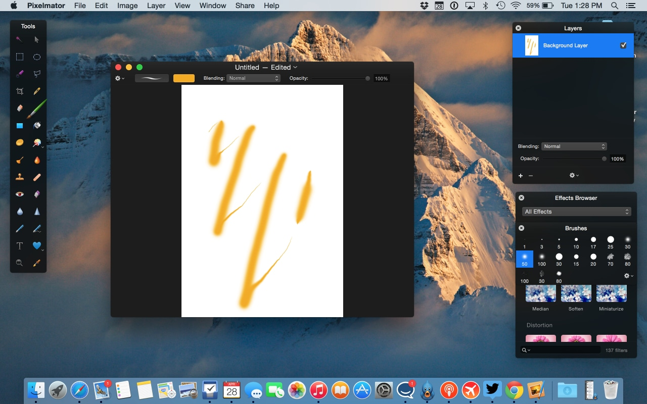 pixelmator force touch