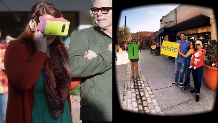 proposta matrimonio realtà virtuale