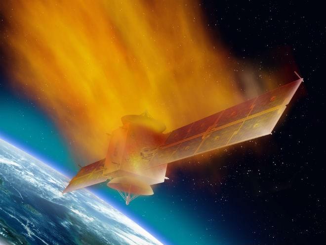 Un gruppo di ricerca giapponese vuole sparare ai rifiuti nello spazio con un laser