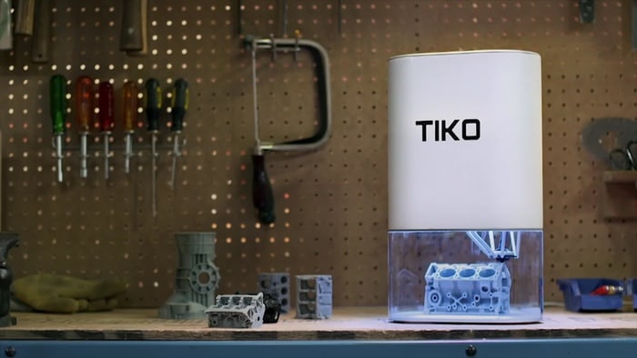 tiko stampante 3d economica_