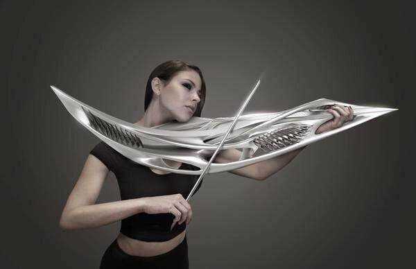 violino stampato 3d 2