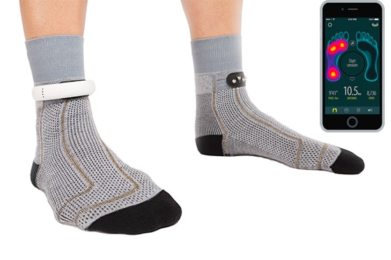 Sensoria smart socks calzini (1)