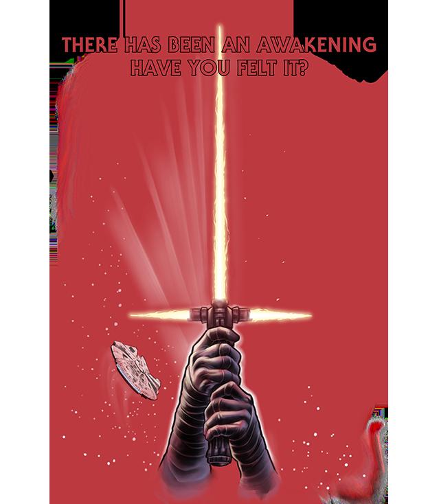 Star Wars Magliette - 1