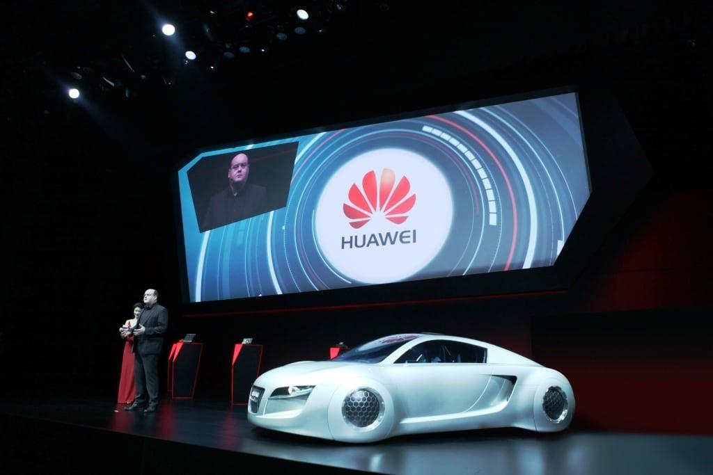 Auto connesse come smartphone, secondo Huawei ed Audi