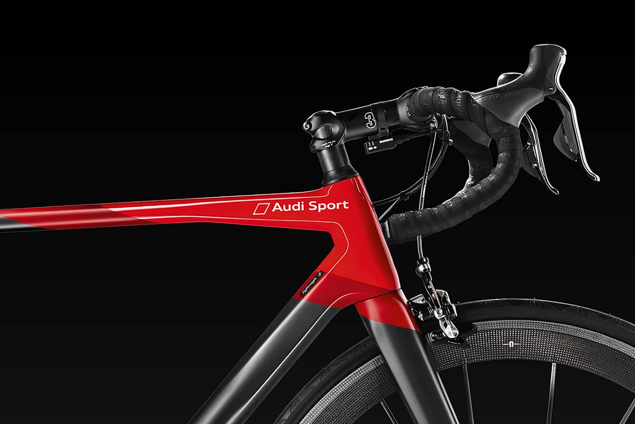La bici più leggera del mondo è prodotta da Audi (foto)