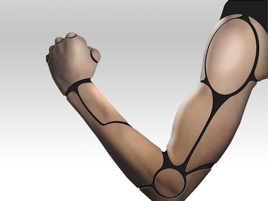 braccio bionico