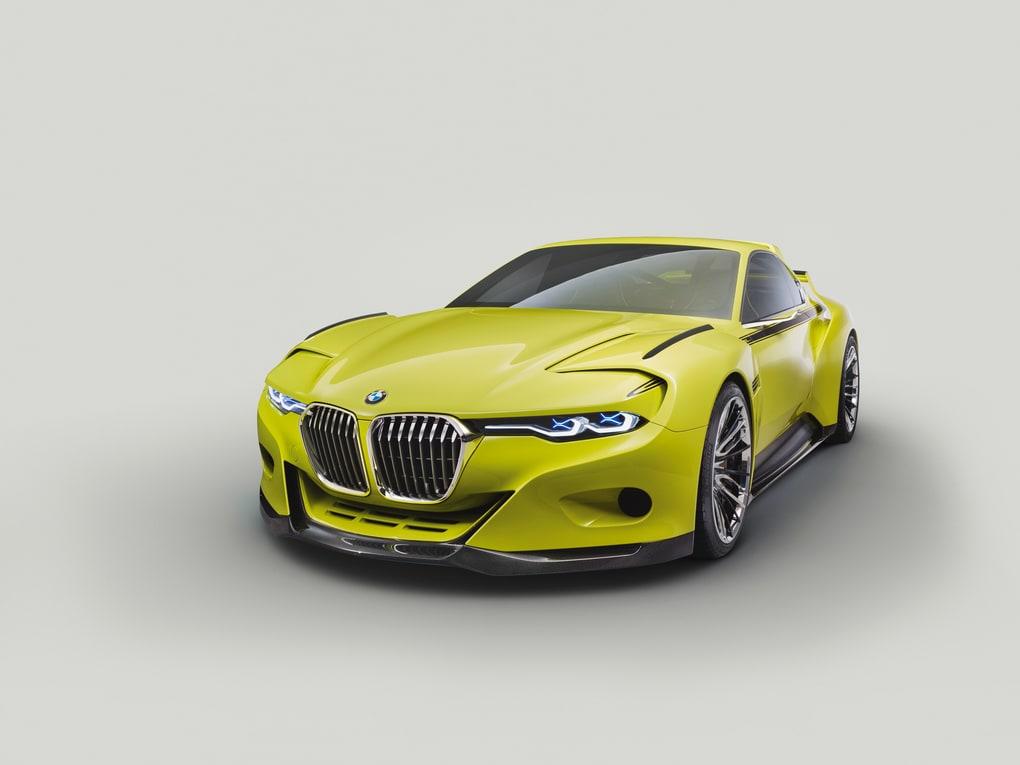 BMW mostra il concept futuristico che arriva dagli anni 70
