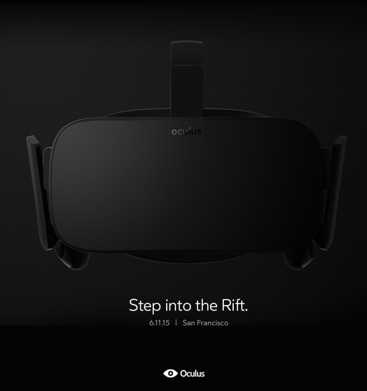 evento oculus rift