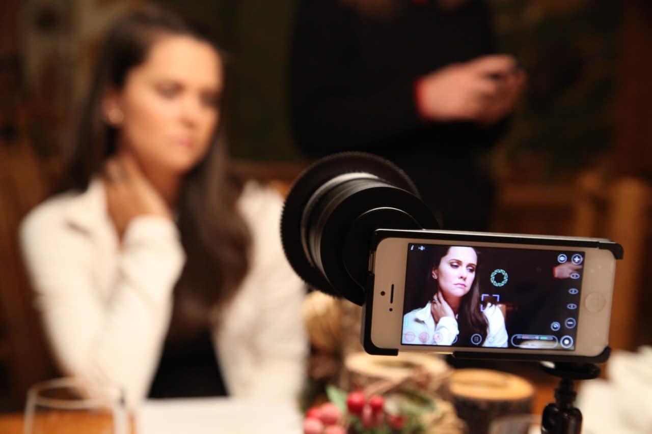 film girati con iphone e gopro