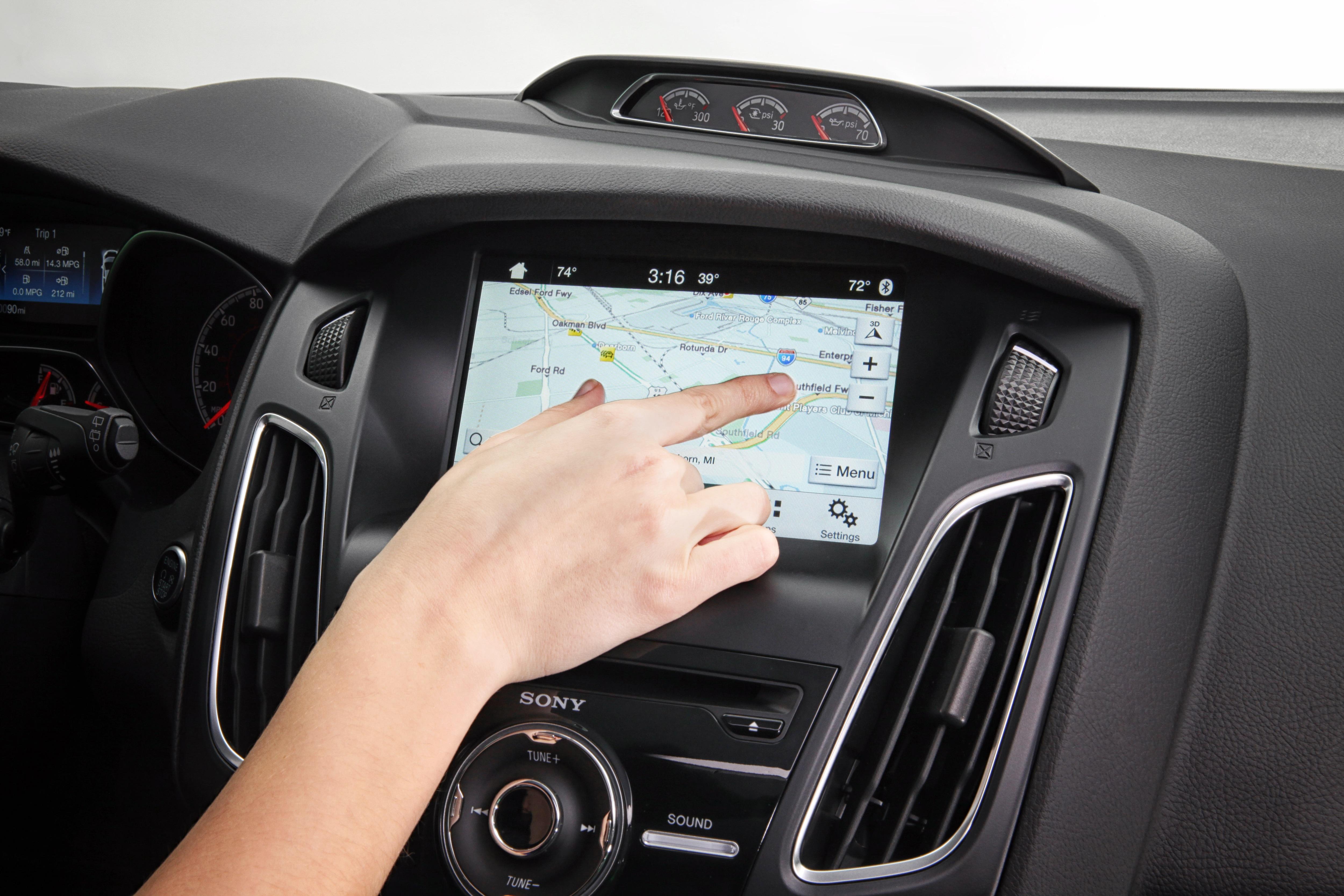 ford migliora android auto e apple carplay con sync 3 smartworld. Black Bedroom Furniture Sets. Home Design Ideas