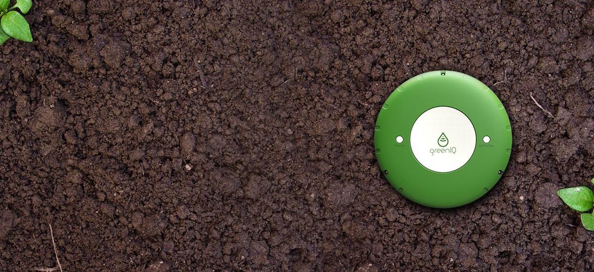 greeniq hub smart giardino