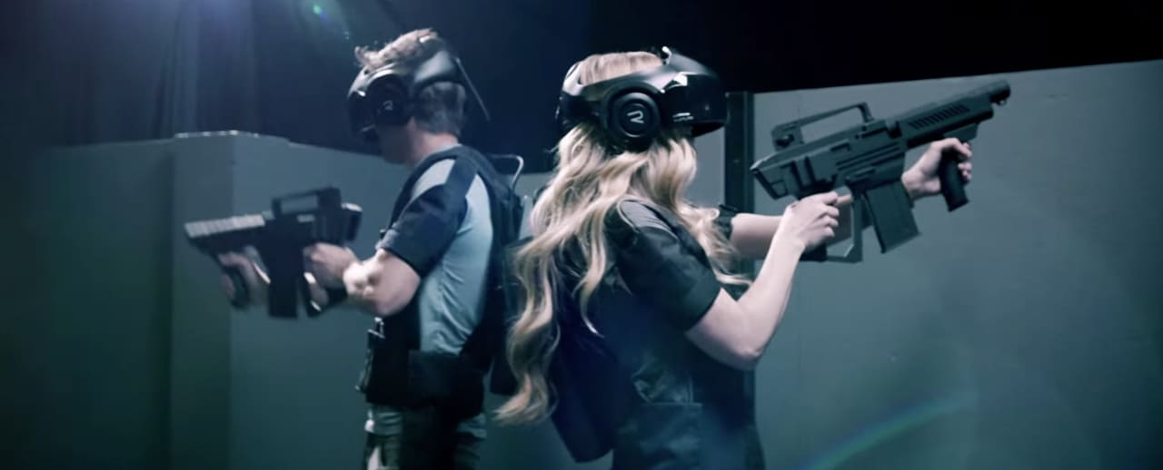 parco realtà virtuale