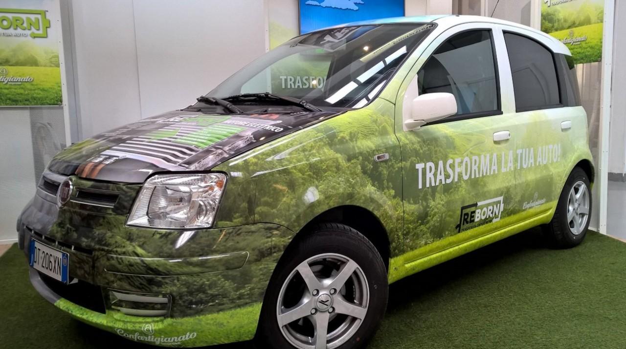 reborn progetto italiano auto elettriche