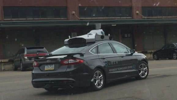 Anche Uber al lavoro sulle auto a guida automatica (foto)