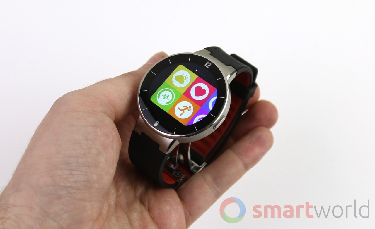 Alcatel OneTouch Watch  - 4
