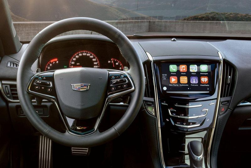 Cadillac - CarPlay - Android Auto