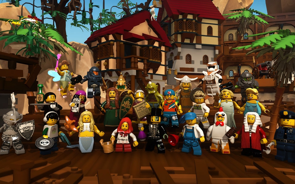 LEGO Minifigures Online - 2