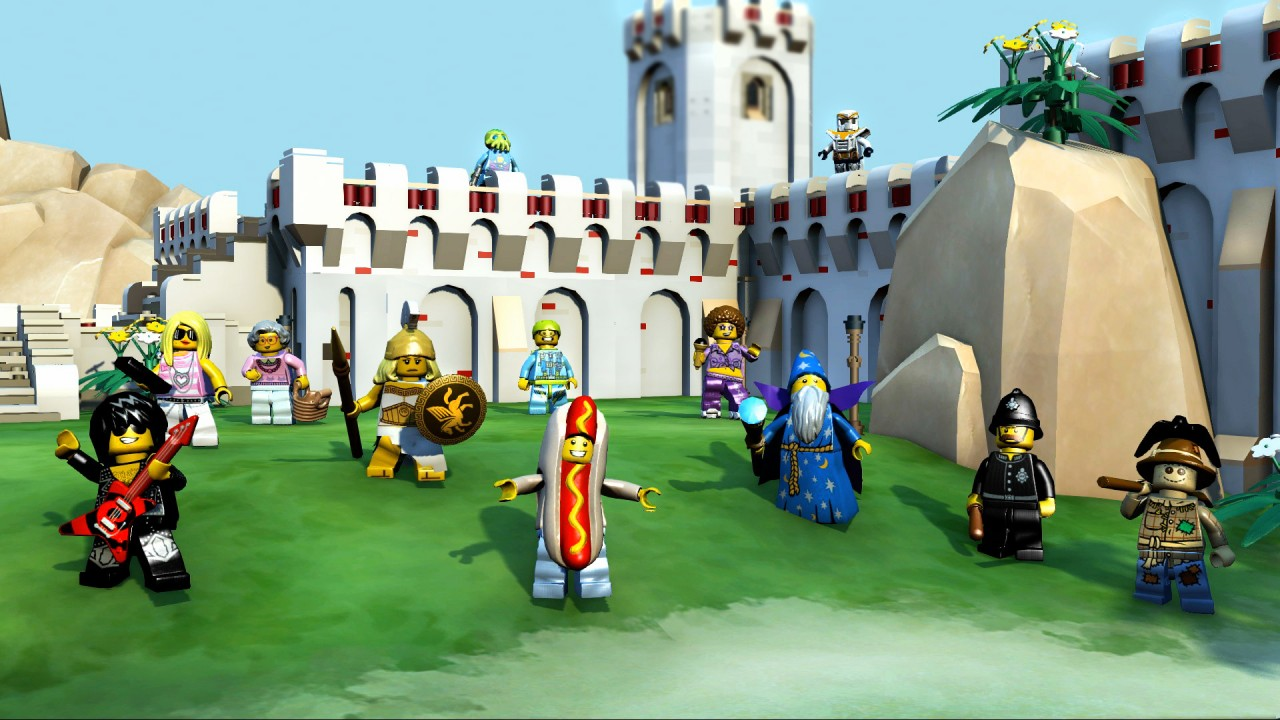 LEGO Minifigures Online Screenshot - 6