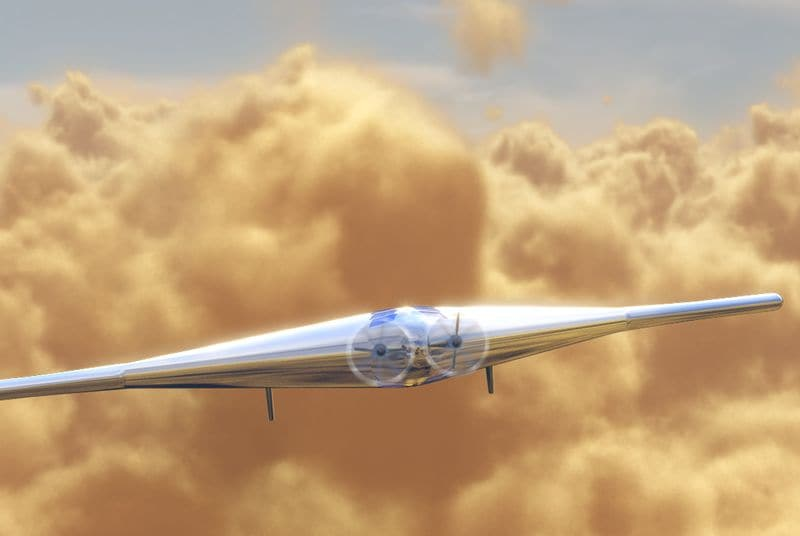 aereo gonfiabile