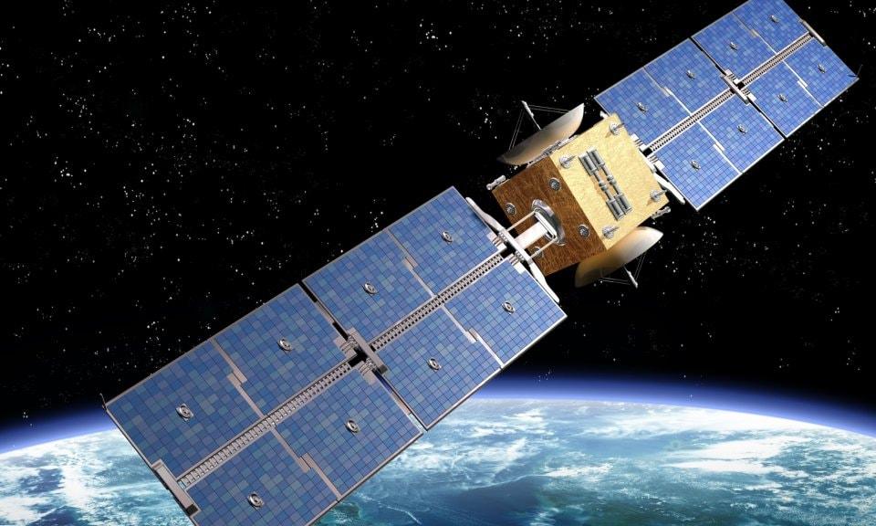 airbus satelliti internet