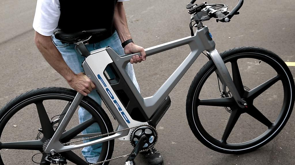 bici elettrica ford