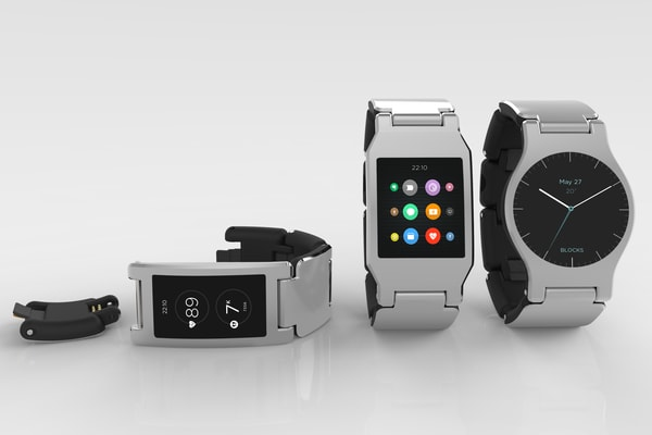 blocks smartwatch modulare