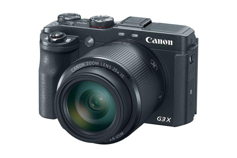 Canon PowerShot G3 X: ad agosto la nuova compatta di qualità