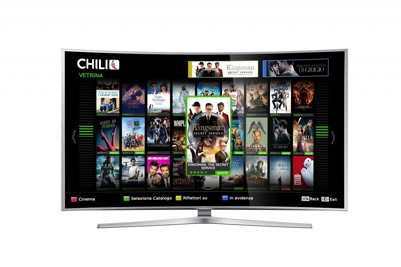 Arrivano gli sconti natalizi su Chili Cinema: metà prezzo su tutti i film e le serie TV