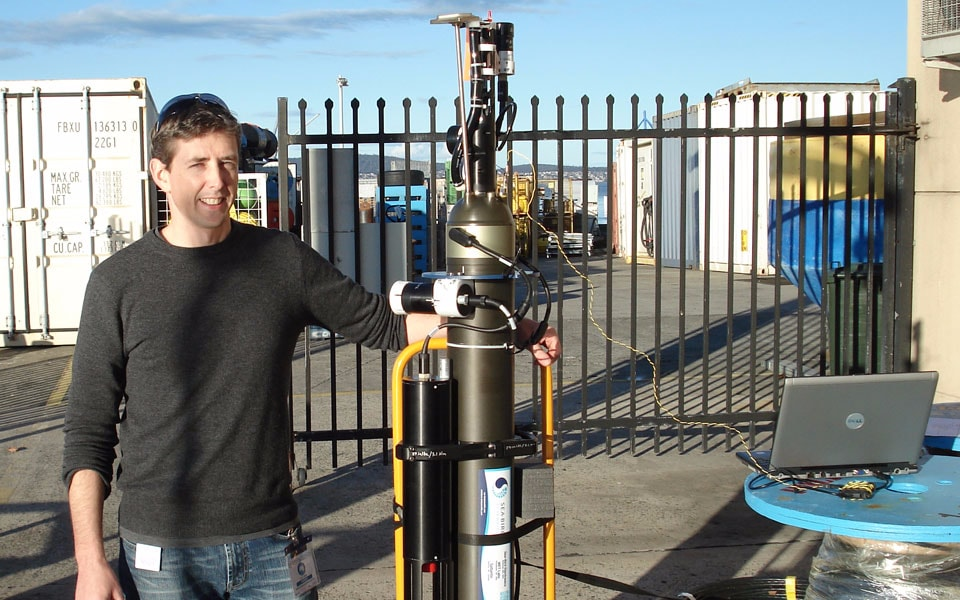 drone robot oceano
