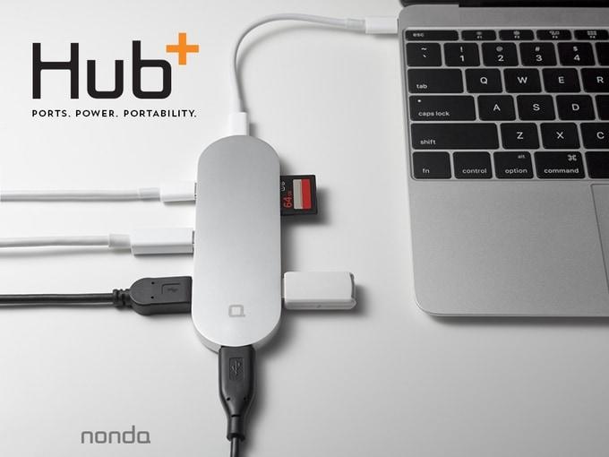 hub plus kickstarter 2