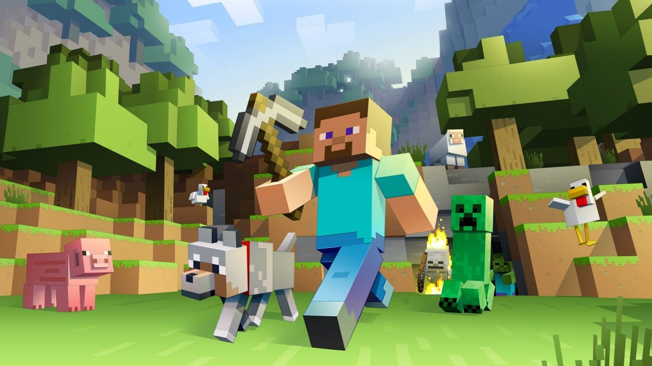 Minecraft VR per PlayStation VR sarà disponibile questo mese, nel frattempo Sony sconta molti titoli a tema (foto)