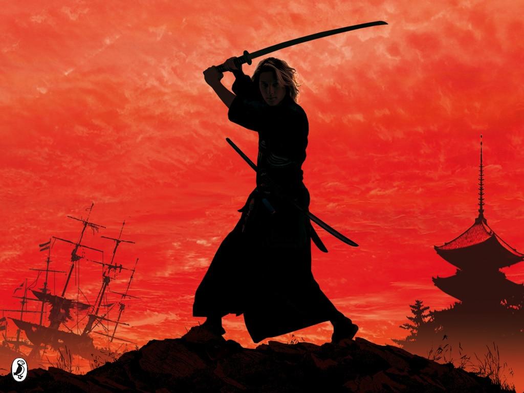 samurai vs robot