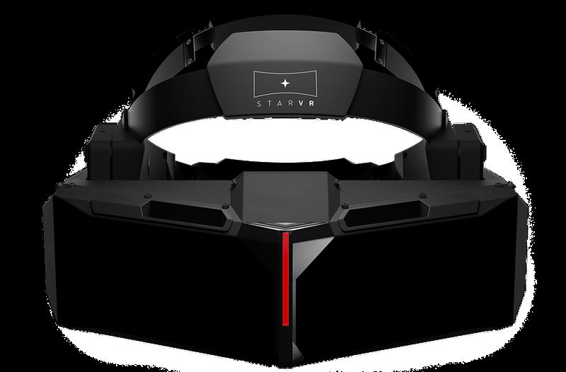 starvr realtà virtuale