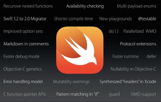 swift 2.0 open source