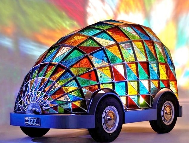 4-self-driving-stained-glass-car-1