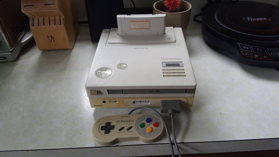 Console Sony Play Station Nintendo_2