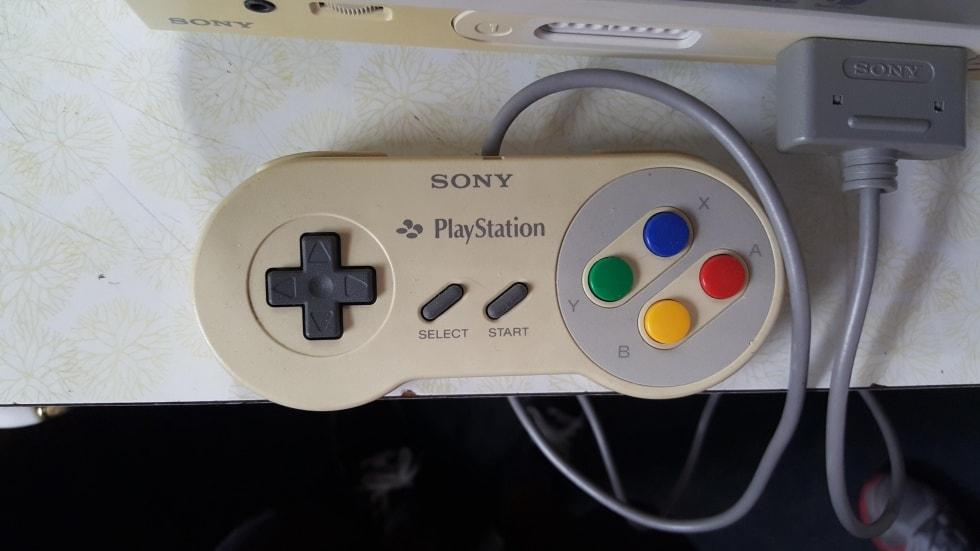 Console Sony Play Station Nintendo_4