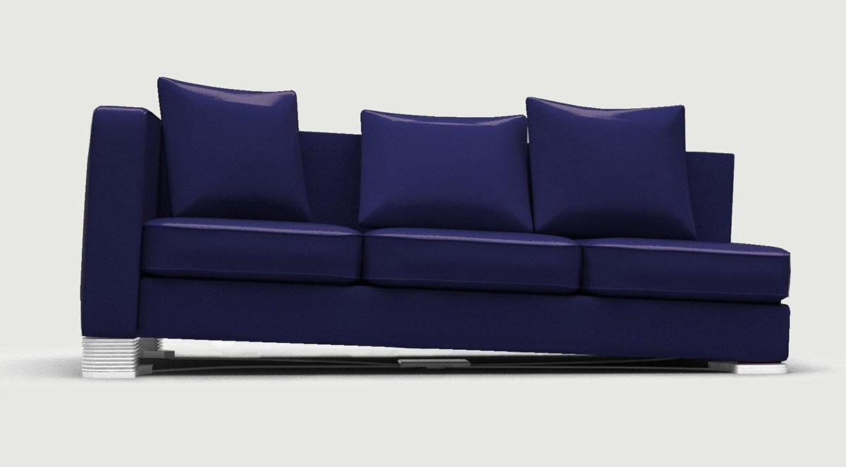 Il cinema in 4D arriva in casa grazie a un divano basculante (foto e video)