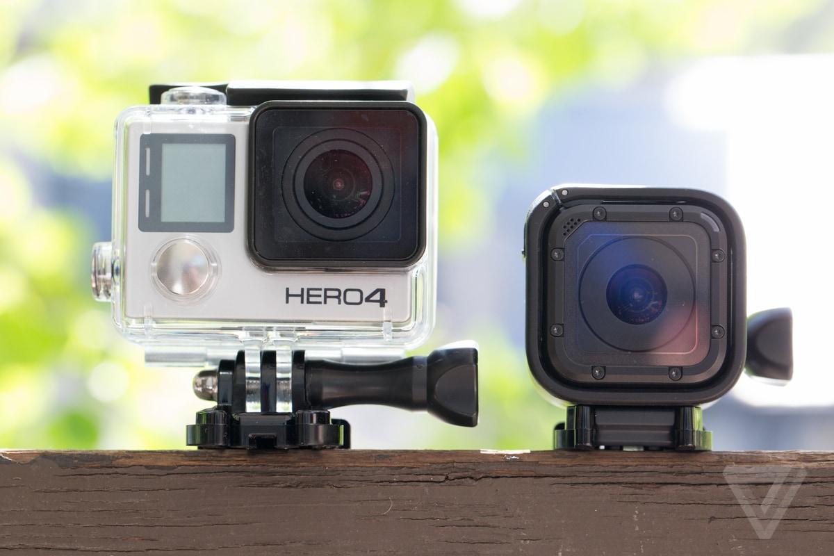 HERO4 Session: arriva la GoPro più piccola di sempre (foto)