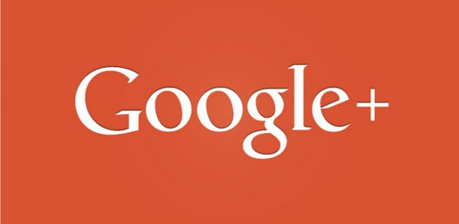 Google+ Plus Logo Final